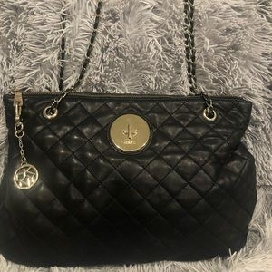 DKNY • Quilted Nappa Bag • Gently Used